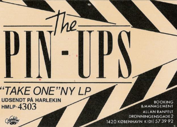 pinups sticker