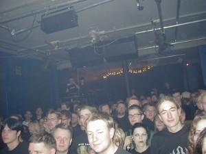 Audience  - Birmingham 6